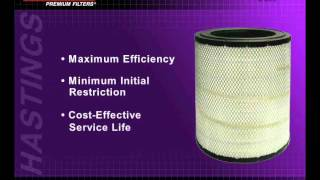 FilterSavvy - Hastings Filters - Air Filters 6.flv