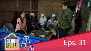 Memprihatinkan! Begini Keadaan Rumah & Keluarga Pak Subki| BEDAH RUMAH EPS. 31 (2/4) GTV 2018