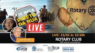 LIVE TMDR - ROTARY VR NORTE COM JOSÉ PORTUGUÊS