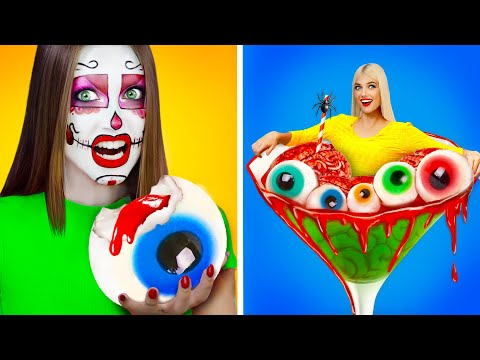 HALLOWEEN IS COMING! 7 Crazy Zombie Pranks || What If Your Friends Are Zombies