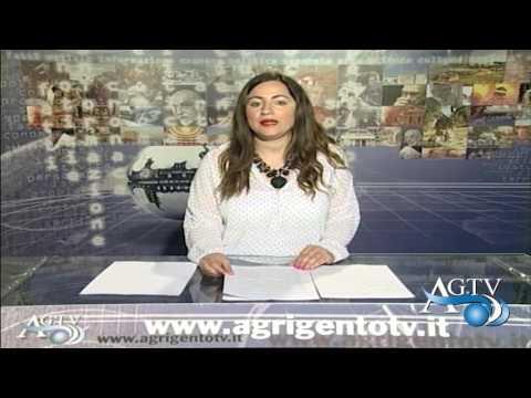 Telegiornale AgrigentoTv del 24-03-2017