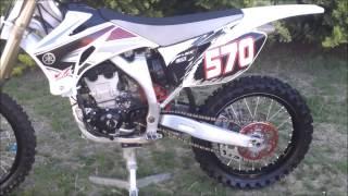 3. My 2009 YZ250F