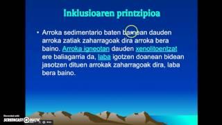 Geologiaren printzipioak