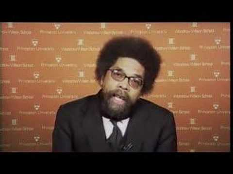 Intellectual - Dr Cornel West, one of America's best-known intellectuals who has stirred intense debate and controversy with some of his comments Dr Cornel West, one of Ame...