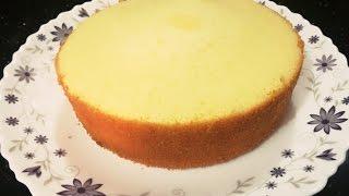 চুলায় প্লেইন কেক তৈরী    vanilla plain cake ।। Bangladeshi cake recipe