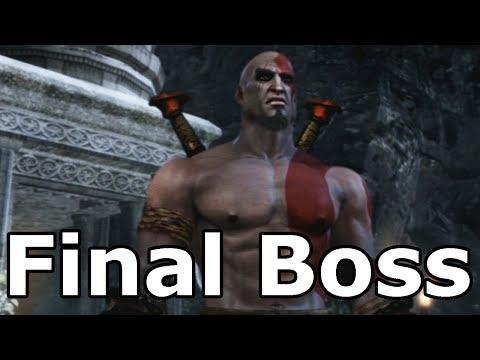God Of War 1 - Final Boss + Ending