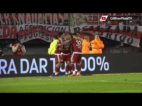 El gol de Alario (de penal) a Temperley