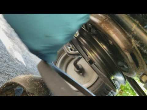Craftsman Lawn Tractor 917.28861 Vibration?! Part 1