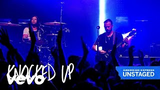 Kings of Leon - Knocked Up (Live 13 Amex UNSTAGED)