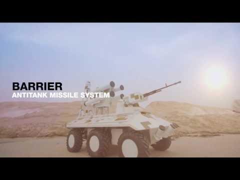 «Укроборонпром» представив у Абу-Дабі новий БТР «Фантом»