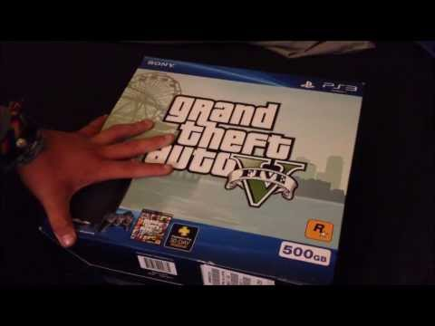 playstation 3 - Decided to pick this up the other day! Sorry the the rushed video this was really an unexpected unboxing.