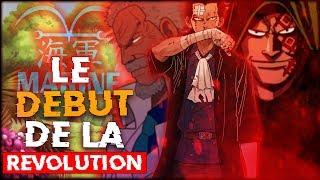 Download Video ONE PIECE THÉORIE| LE PASSÉ DE DRAGON ET LES DÉBUTS DE L'ARMÉE RÉVOLUTIONNAIRE ! MP3 3GP MP4