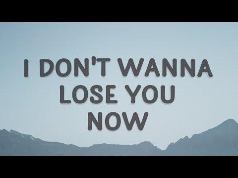 Justin Timberlake - I don't wanna lose you now (Mirrors) (Lyrics)