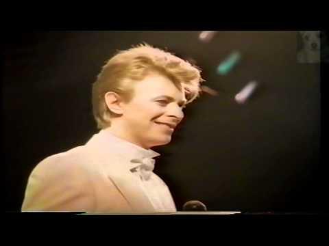 Tina Turner & David Bowie -Tonight (Private Dancer Tour 1985) (видео)