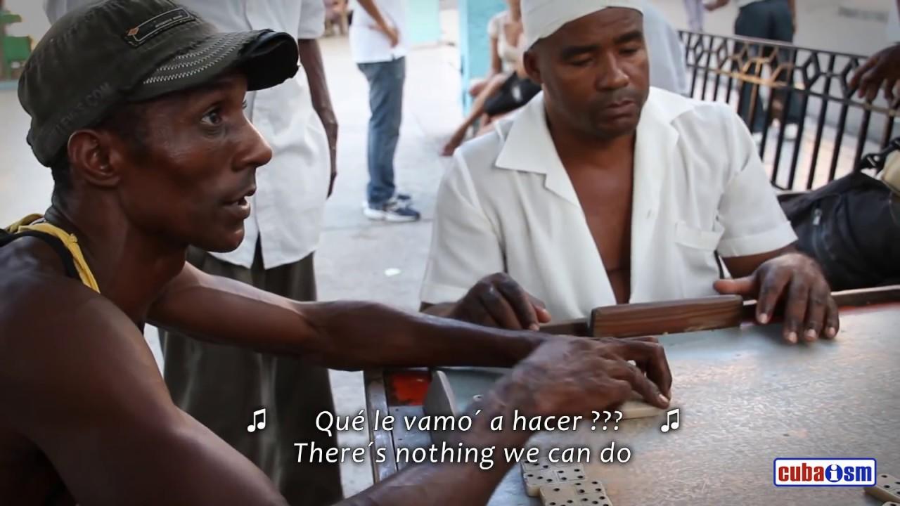 Dominoes in Santiago de Cuba - 008v02