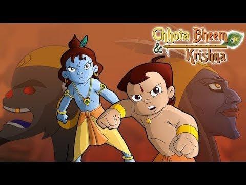 Video Chhota Bheem and Krishna - Unbeatable   Hindi Video download in MP3, 3GP, MP4, WEBM, AVI, FLV January 2017