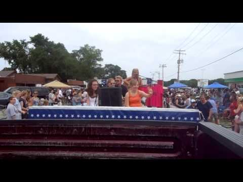 Baby Girl (Cover)- in hometown Parade of Wonder Lake, IL!