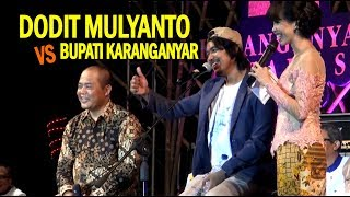 Video DODIT MULYANTO Terbaru VS Bupati Karanganyar | Stand Up Comedy MP3, 3GP, MP4, WEBM, AVI, FLV Desember 2018
