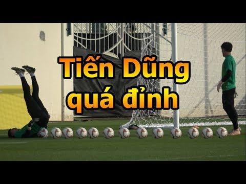 Thử Thách Bóng Đá Asian Cup 2019 DKP đi xem Bùi Tiến Dũng Công Phượng Quang Hải ĐT Việt Nam VS Yemen - Thời lượng: 10 phút.