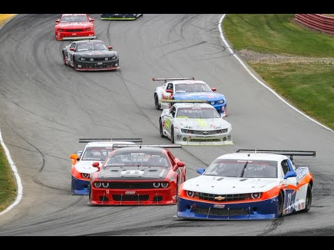 The FirstEnergy Muscle Car Challenge at Mid-Ohio