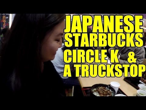 JAPANESE TRUCK STOP FOOD DAY V202