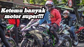 Video SUNMORI KAWASAKI H2| KETEMU MOTOR BANYAK MOTOR SUPER 😱 MP3, 3GP, MP4, WEBM, AVI, FLV Juni 2019