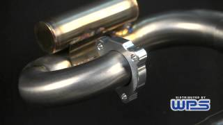 9. Dubach Racing YZ450F Exhaust System