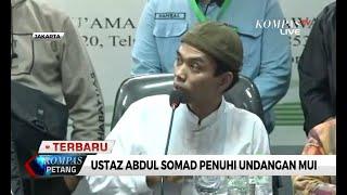 Ustaz Abdul Somad: Saya Tidak Perlu Minta Maaf, Karena Saya Hanya Sampaikan Ajaran Agama Saya