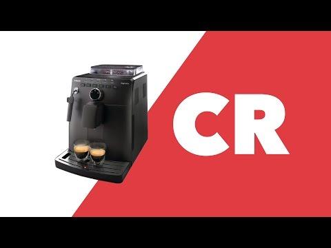 Saeco Intuita Espresso Machine | Crew Review