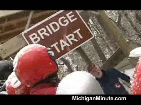 Muskegon Luge - Pure Michigan Minute