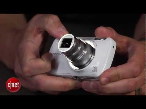 Nikon's Coolpix S800c runs Android