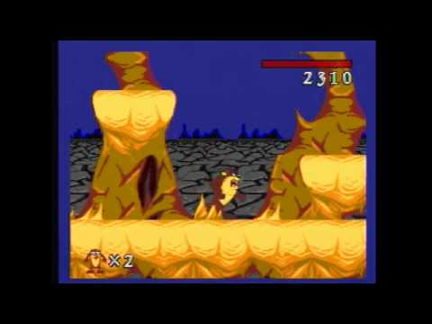 tasmanian super nintendo games