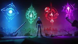 Начались испытания середины сезона в League of Legends