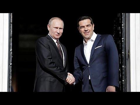 Οικονομικός άξονας Μόσχας – Αθήνας – economy