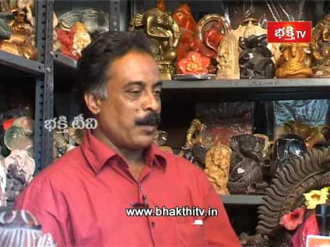 Huge Collection of Ganesh Idols Special Program_Part 2