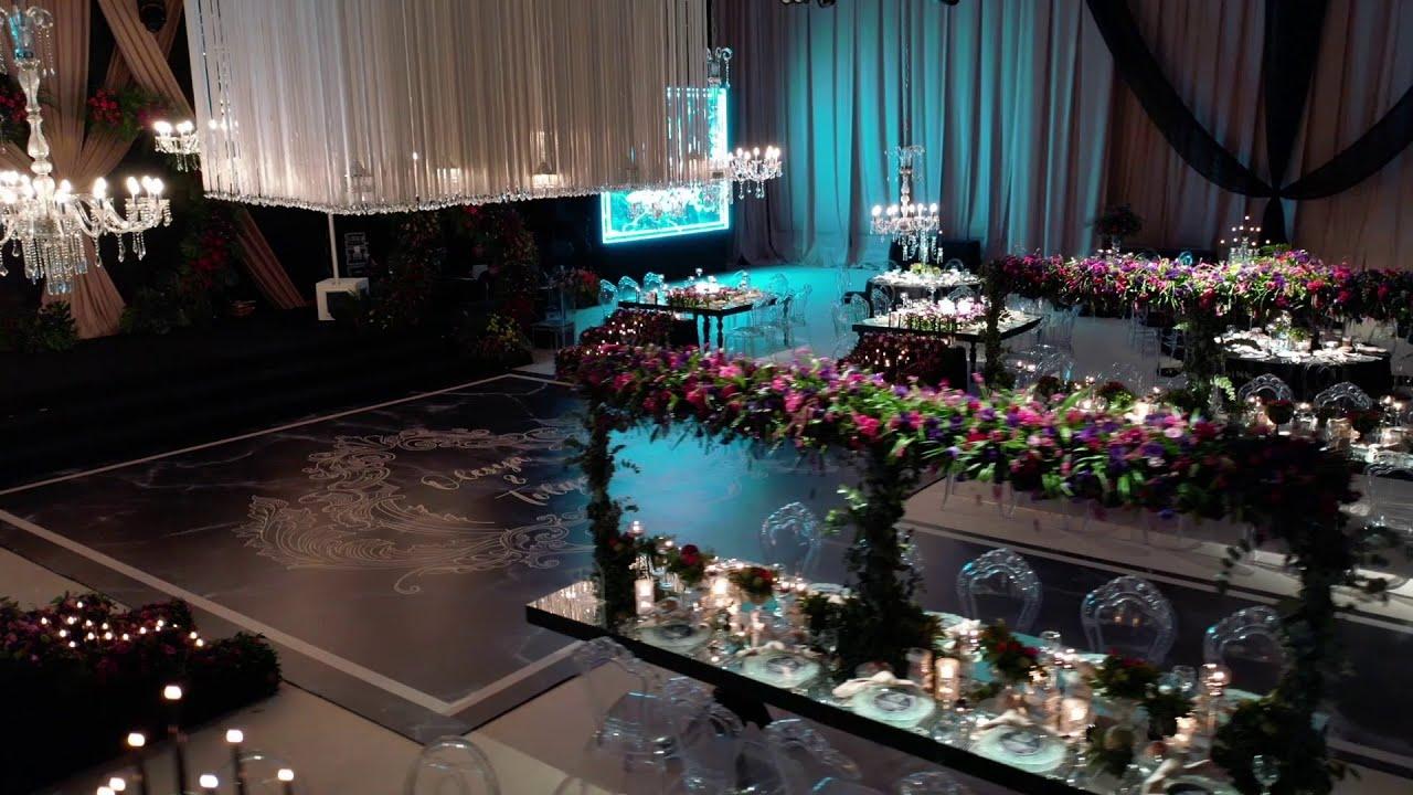 Grand Cevahir - Olesya Tolga Drone Wedding film - Desida Events