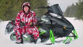 3. TEST RIDE: 2014 Arctic Cat El Tigre 6000