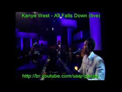 Kanye West - All Falls Down (live)