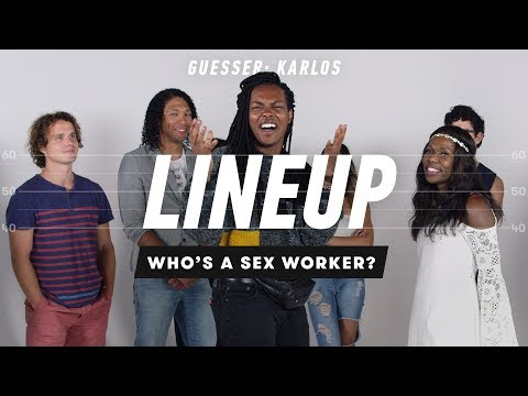 Lineup: Karlos Guesses Who's A Sex Worker