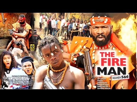THE FIRE MAN SEASON 5 (NEW HIT MOVIE) - SYLVESTER MADU|2020 LATEST NIGERIAN NOLLYWOOD MOVIE