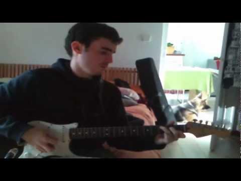 Gravant les guitarres del nou disc 2013