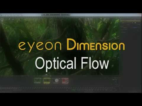 eyeon Dimension Optical Flow Overview