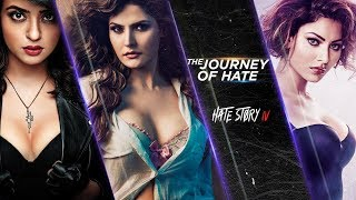 Video Hate Story Movie Franchise: The Journey of Hate | Hate Story IV Releasing 9 March MP3, 3GP, MP4, WEBM, AVI, FLV Februari 2019