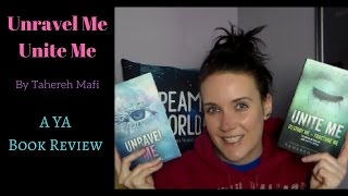 Unravel Me (YA Book Review)