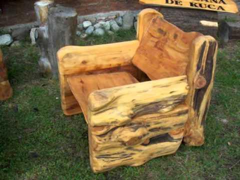 Muebles artesanos de madera videos videos relacionados for Muebles artesanales