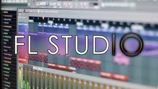 Демонстрационное видео к FL Studio