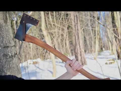 Traditional American Felling Axe (by Northmen)