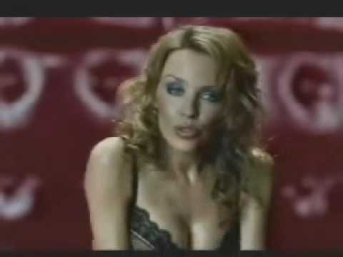 Sexy and Comedy Video Banned Commercial Kylie Minogue