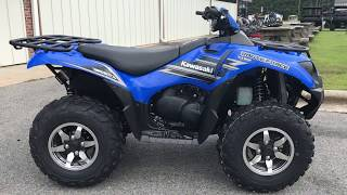 3. 2018 - Kawasaki - Brute Force 750 4x4i EPS