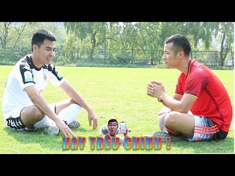 Đức Huy U23 Việt Nam chém gió về Hà Đức Chinh , Duy Mạnh , Quang Hải và ĐT Việt Nam VS Jordan - Thời lượng: 7:08.